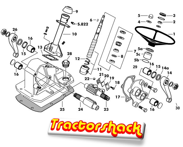 massey ferguson 65 parts diagram